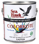 Colorkote triple-biocide antifouling